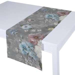 Rechteckiger Tischläufer 40 x 130 cm von der Kollektion Monet, Stoff: 137-81