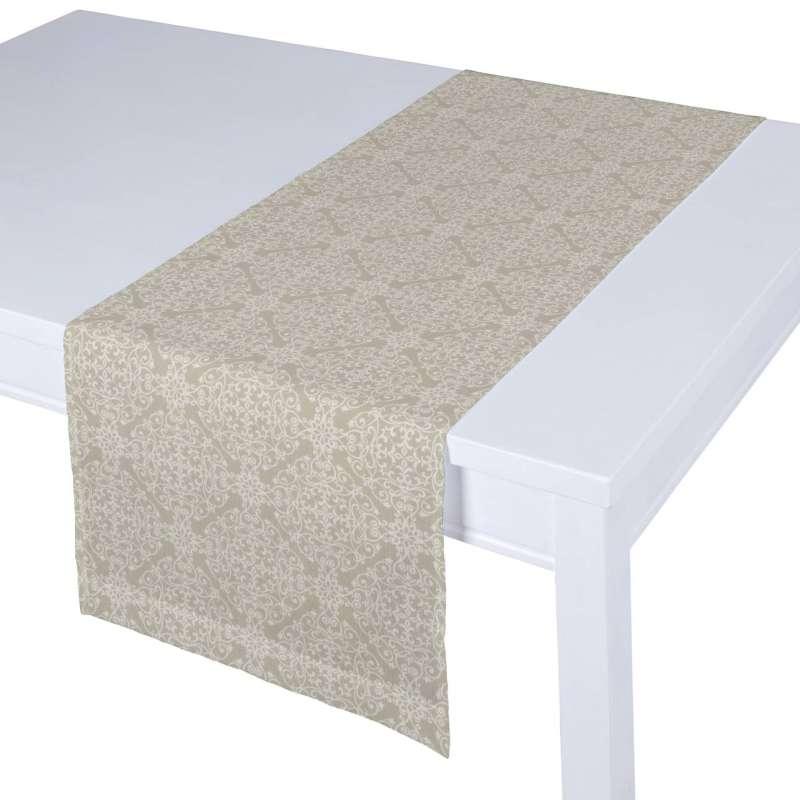 Štóla na stôl V kolekcii Flowers, tkanina: 140-39