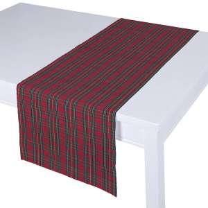 Rechteckiger Tischläufer 40 x 130 cm von der Kollektion Bristol, Stoff: 126-29