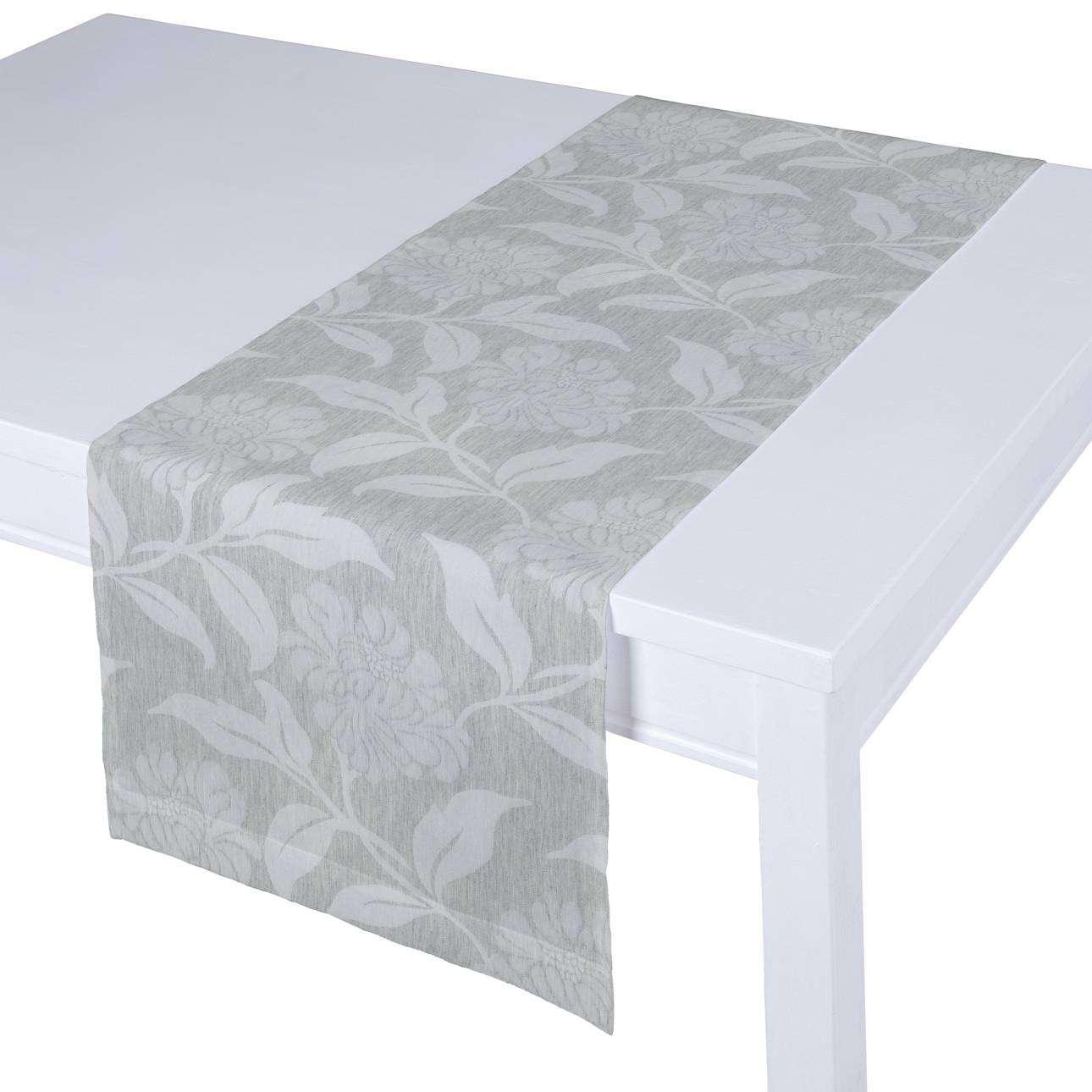 Rechteckiger Tischläufer 40 x 130 cm von der Kollektion Venice, Stoff: 140-51