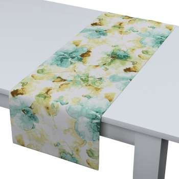 Table runner 40 × 130 cm (16 × 51 inch) in collection Acapulco, fabric: 141-35