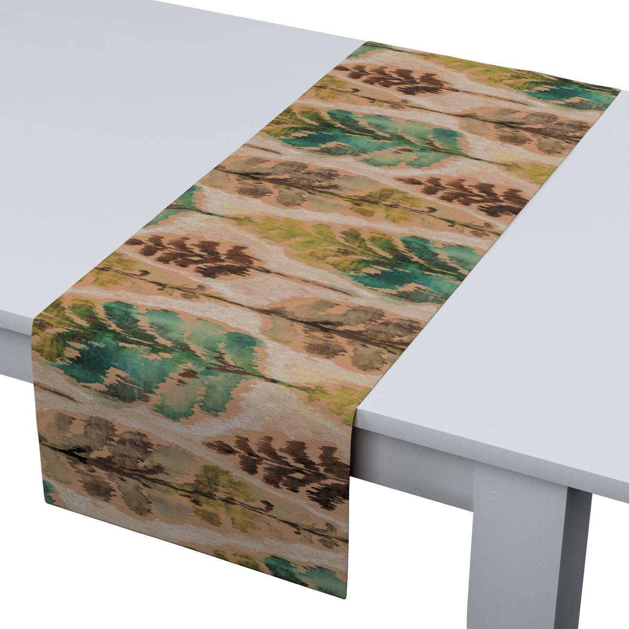 Table runner 40 x 130 cm (16 x 51 inch) in collection Urban Jungle, fabric: 141-60