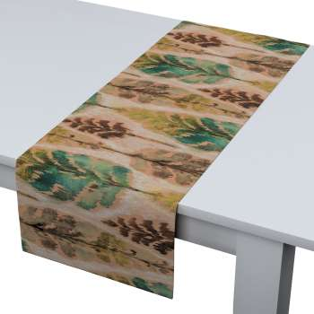 Table runner in collection Urban Jungle, fabric: 141-60