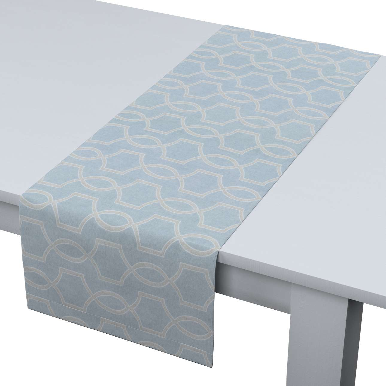 Table runner 40 x 130 cm (16 x 51 inch) in collection Comic Book & Geo Prints, fabric: 141-25
