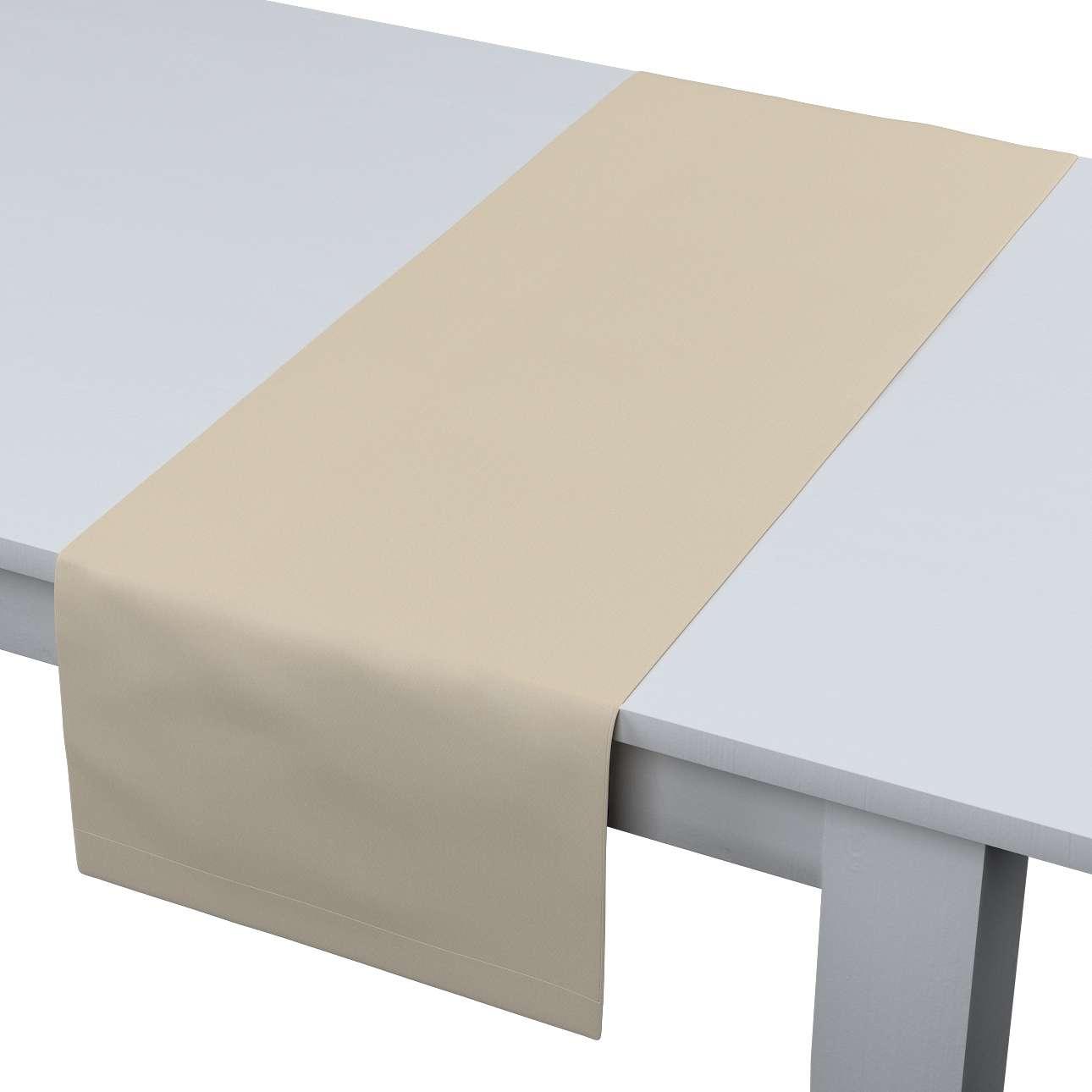 Rechteckiger Tischläufer 40 x 130 cm von der Kollektion Damasco, Stoff: 141-73