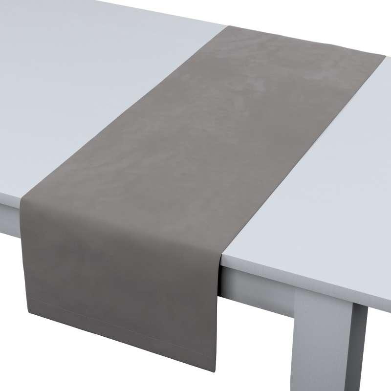 Rechteckiger Tischläufer von der Kollektion Velvet, Stoff: 704-11