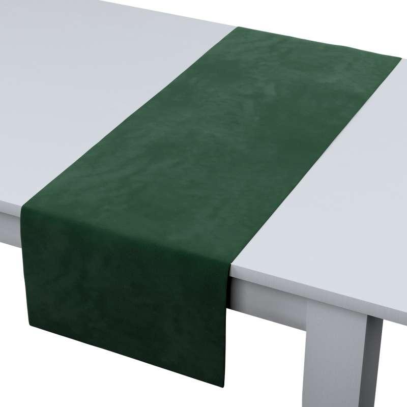 Rechthoekige tafelloper van de collectie Velvet, Stof: 704-13