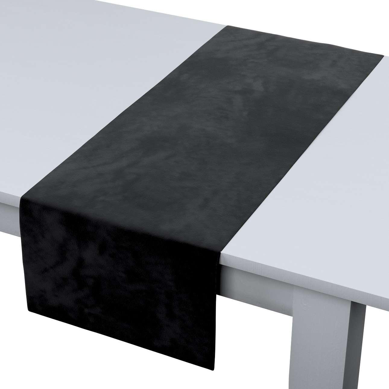Velvet, schwarz