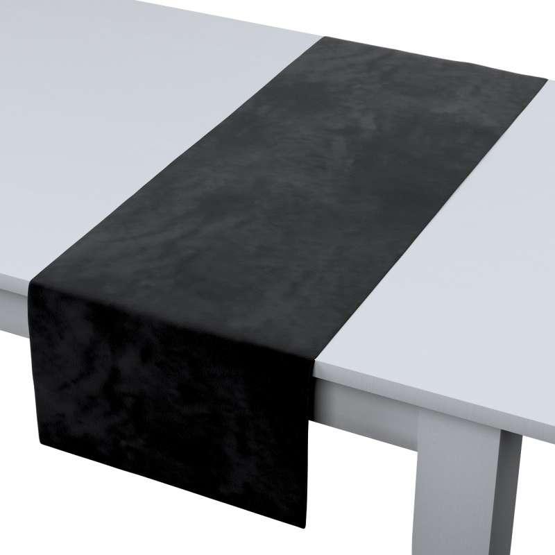 Bieżnik prostokątny w kolekcji Velvet, tkanina: 704-17