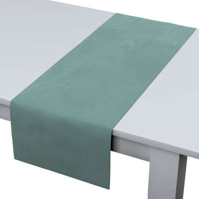 Štóla na stôl 704-18 Mentolová Kolekcia Velvet