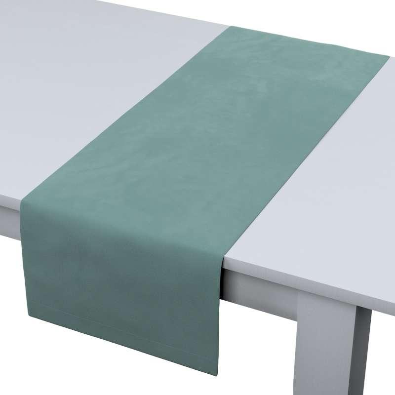 Rechthoekige tafelloper van de collectie Velvet, Stof: 704-18