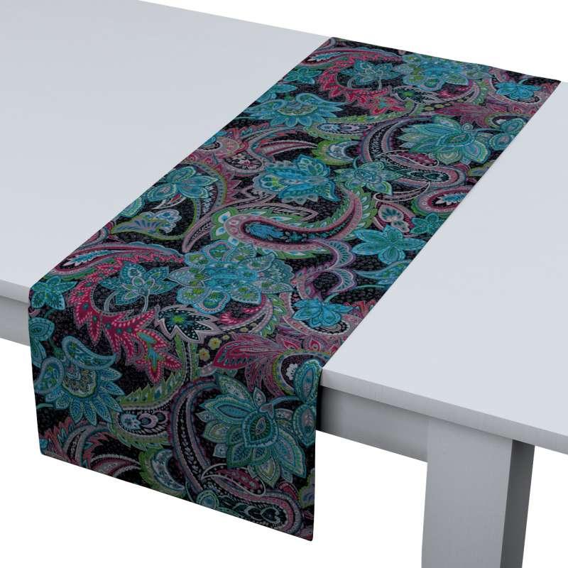 Rechthoekige tafelloper van de collectie Velvet, Stof: 704-22