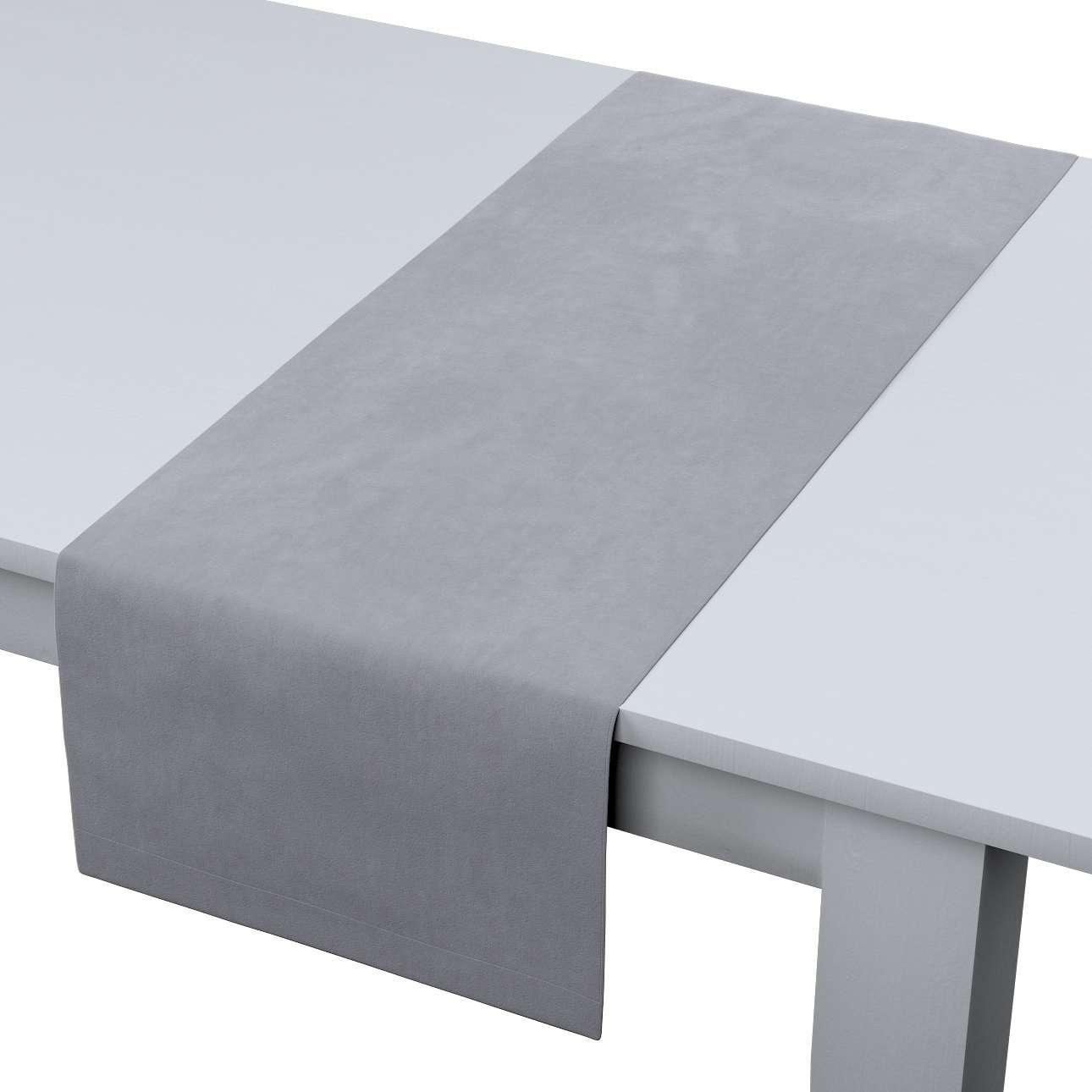 Bieżnik prostokątny w kolekcji Velvet, tkanina: 704-24