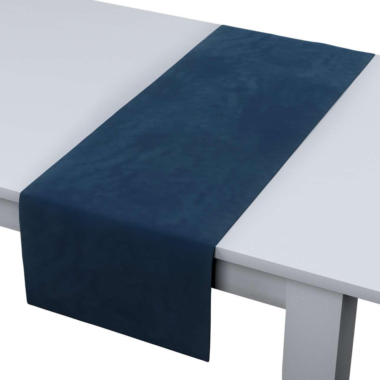 Bieżnik prostokątny w kolekcji Velvet, tkanina: 704-29