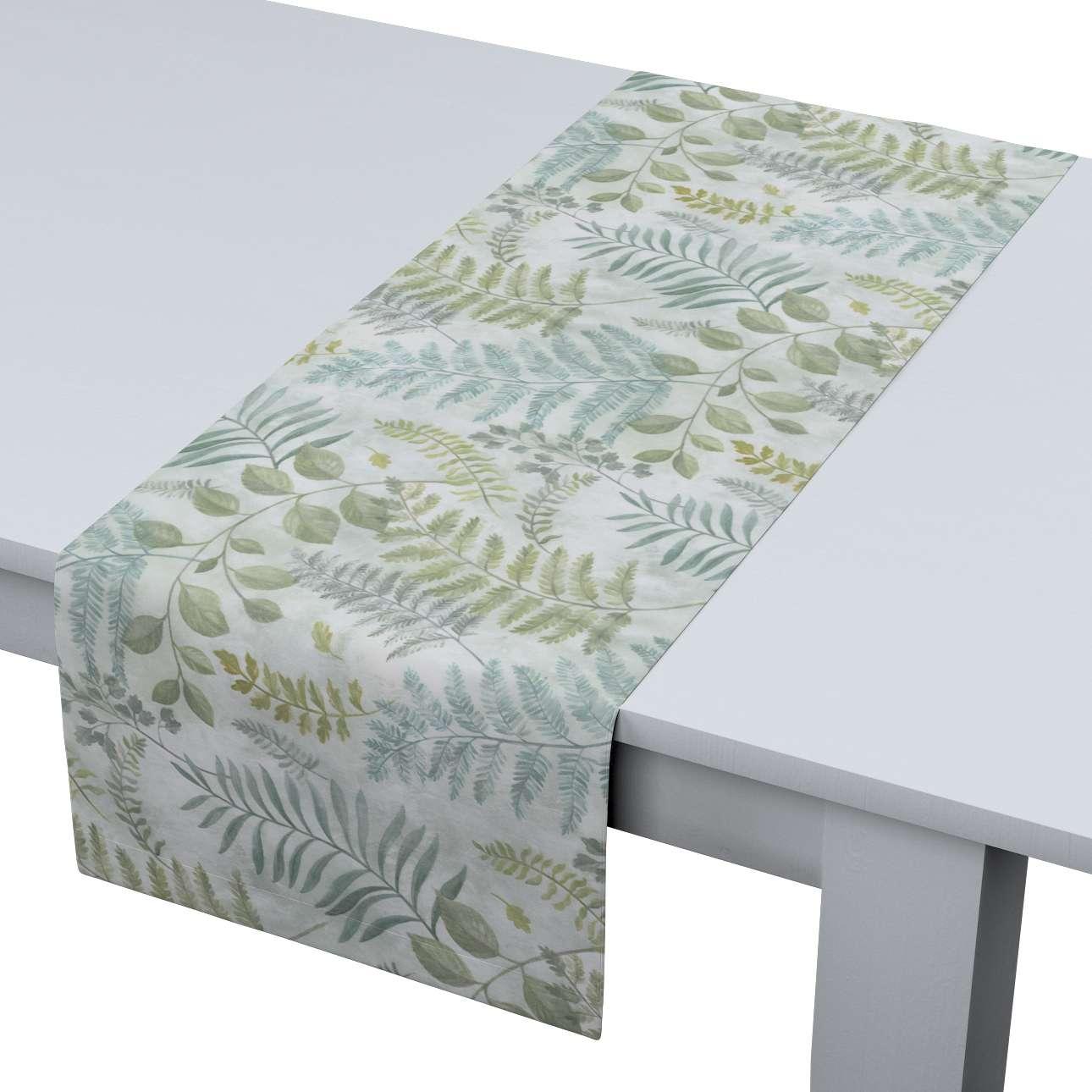 Bieżnik prostokątny w kolekcji Pastel Forest, tkanina: 142-46