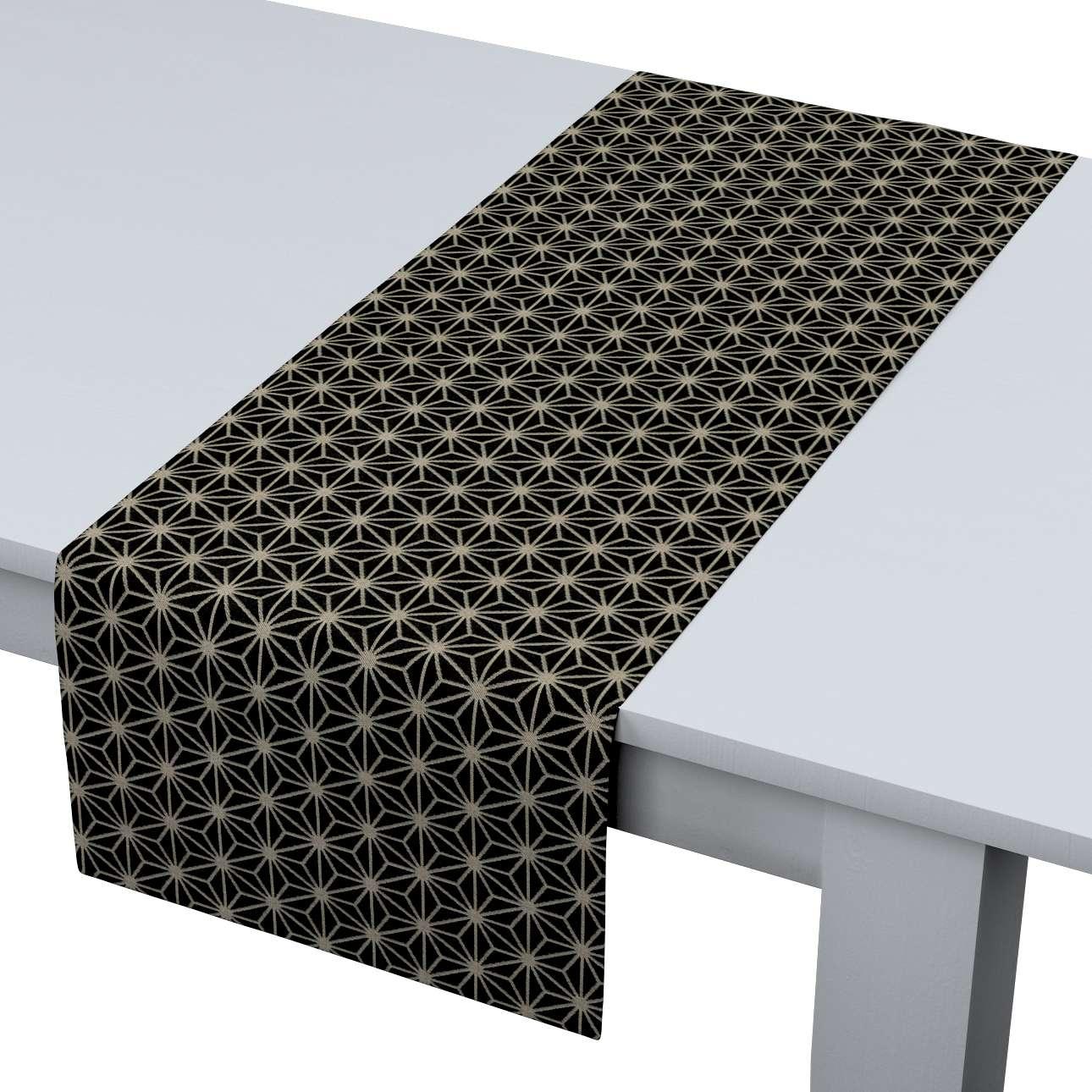 Štóla na stôl V kolekcii Black & White, tkanina: 142-56