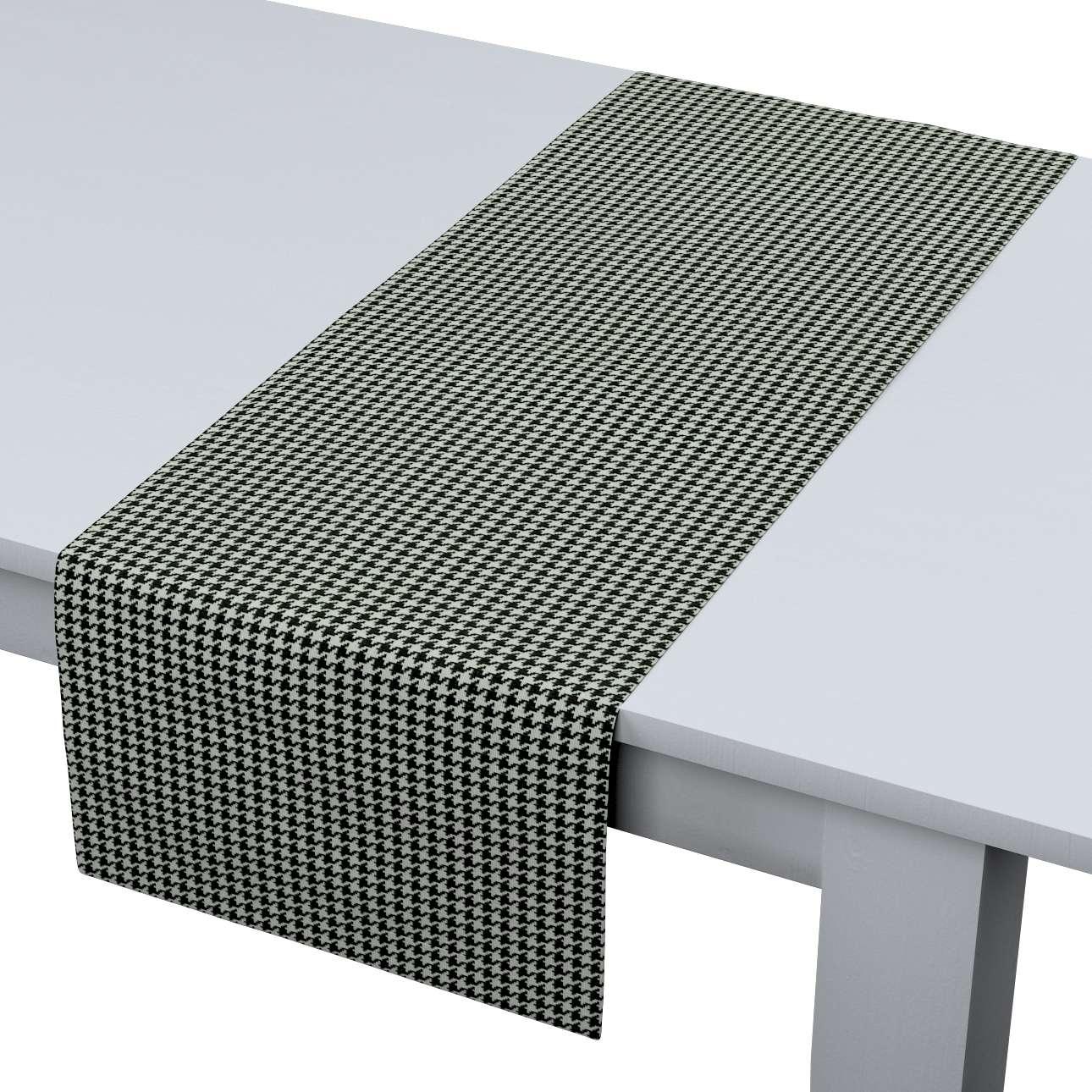 Štóla na stôl V kolekcii Black & White, tkanina: 142-77