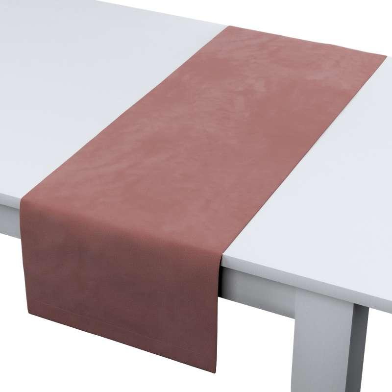 Bieżnik prostokątny w kolekcji Velvet, tkanina: 704-30