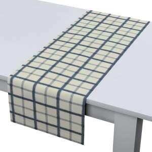Rechteckiger Tischläufer 40 x 130 cm von der Kollektion Avinon, Stoff: 131-66