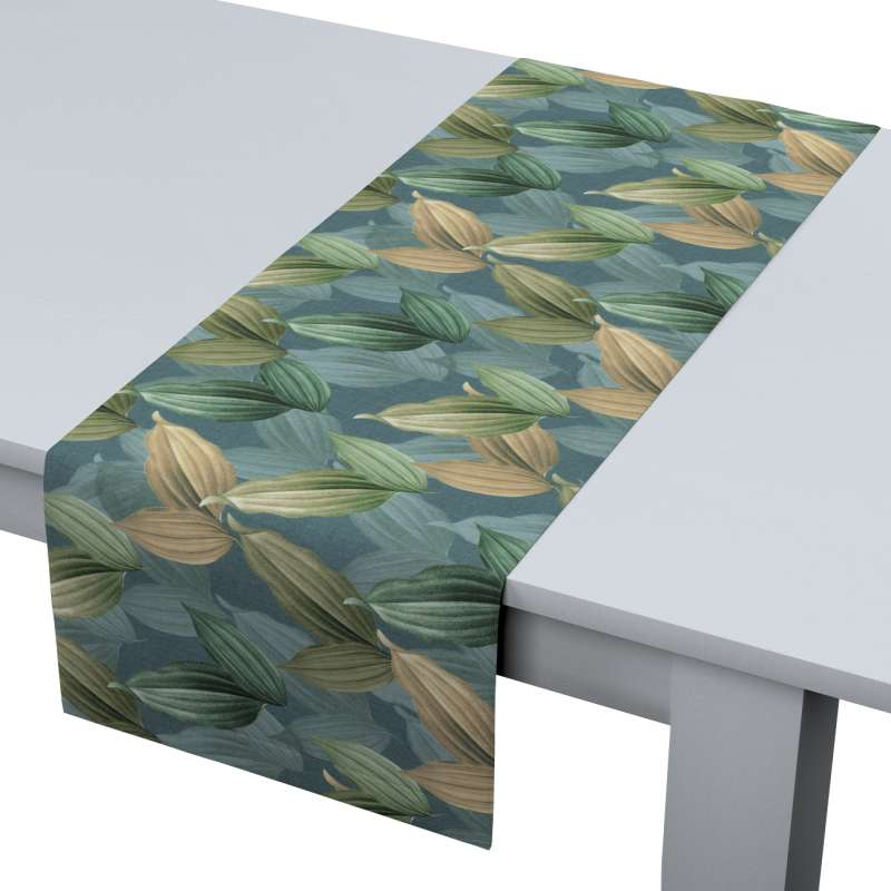 Table runner in collection Abigail, fabric: 143-20