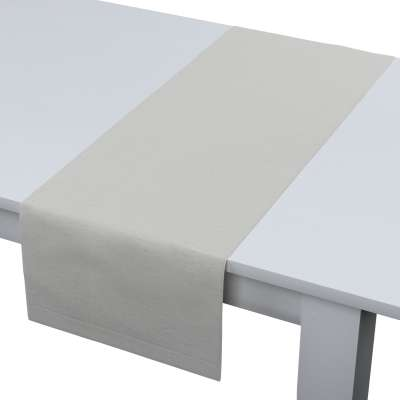 Table runner 159-06 warm white Collection Linen