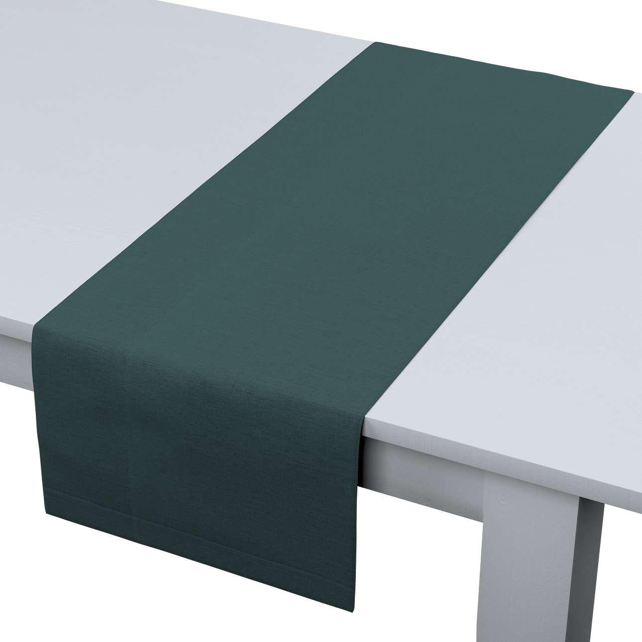 Bieżnik prostokątny w kolekcji Linen, tkanina: 159-09