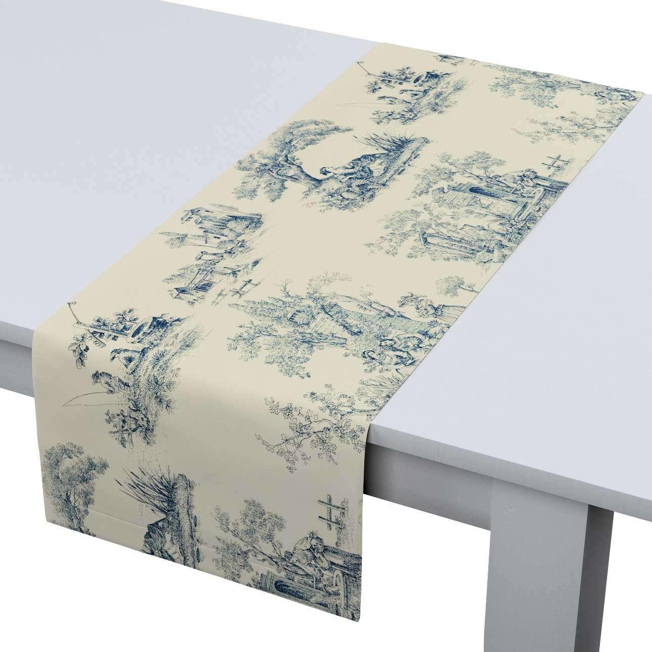 Bieżnik prostokątny 40x130 cm w kolekcji Avinon, tkanina: 132-66