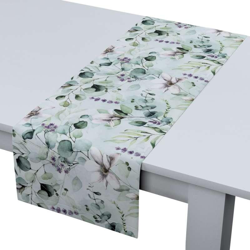 Bieżnik prostokątny w kolekcji Flowers, tkanina: 143-66