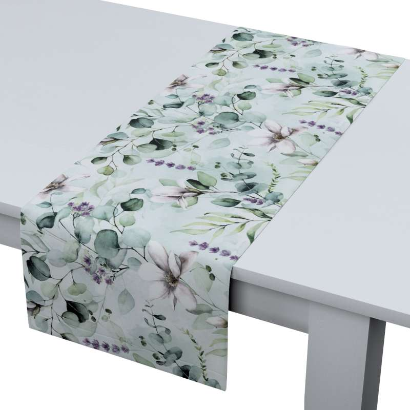 Štóla na stôl V kolekcii Flowers, tkanina: 143-66