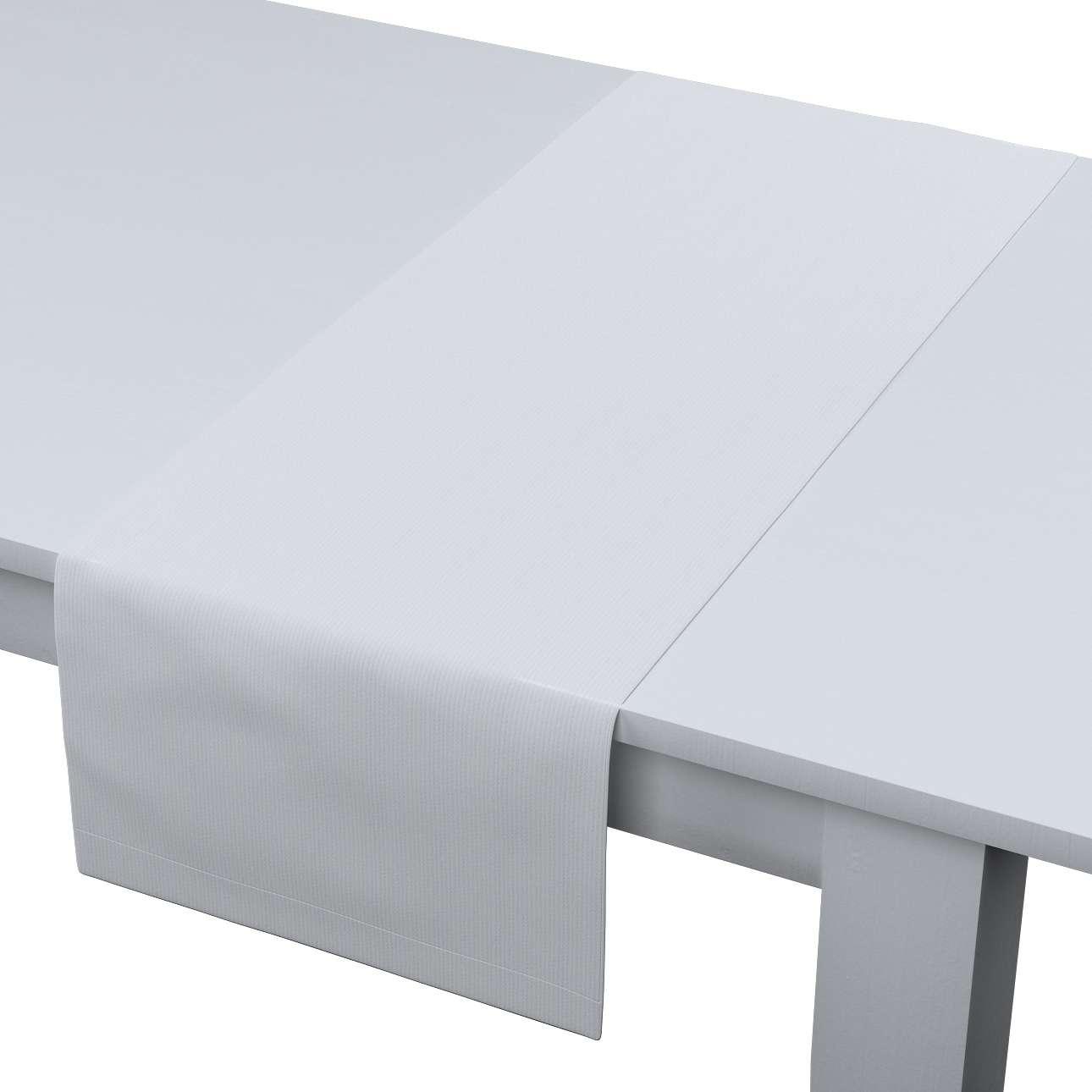 Rechteckiger Tischläufer 40 x 130 cm von der Kollektion Jupiter, Stoff: 127-01