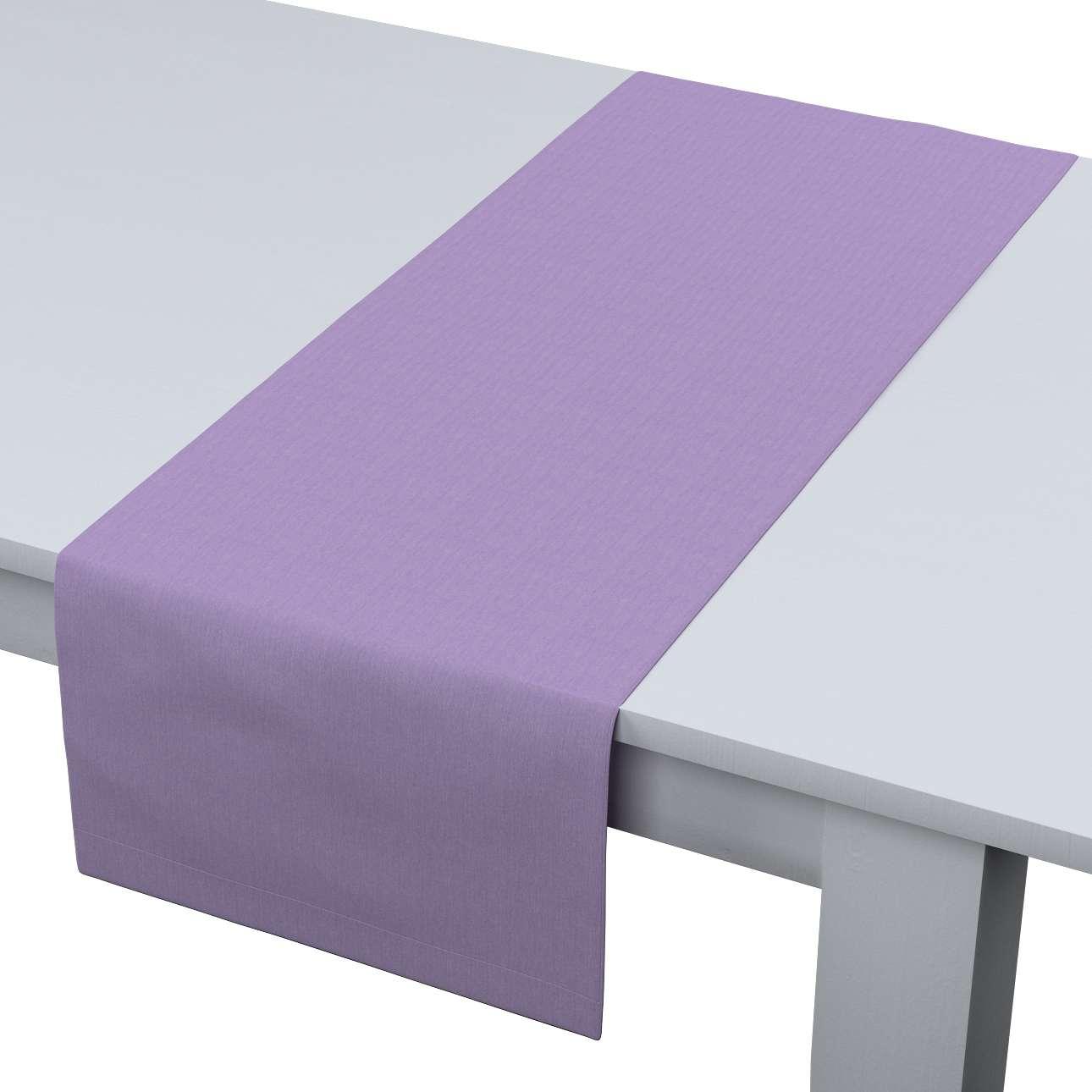 Rechteckiger Tischläufer 40 x 130 cm von der Kollektion Jupiter, Stoff: 127-74