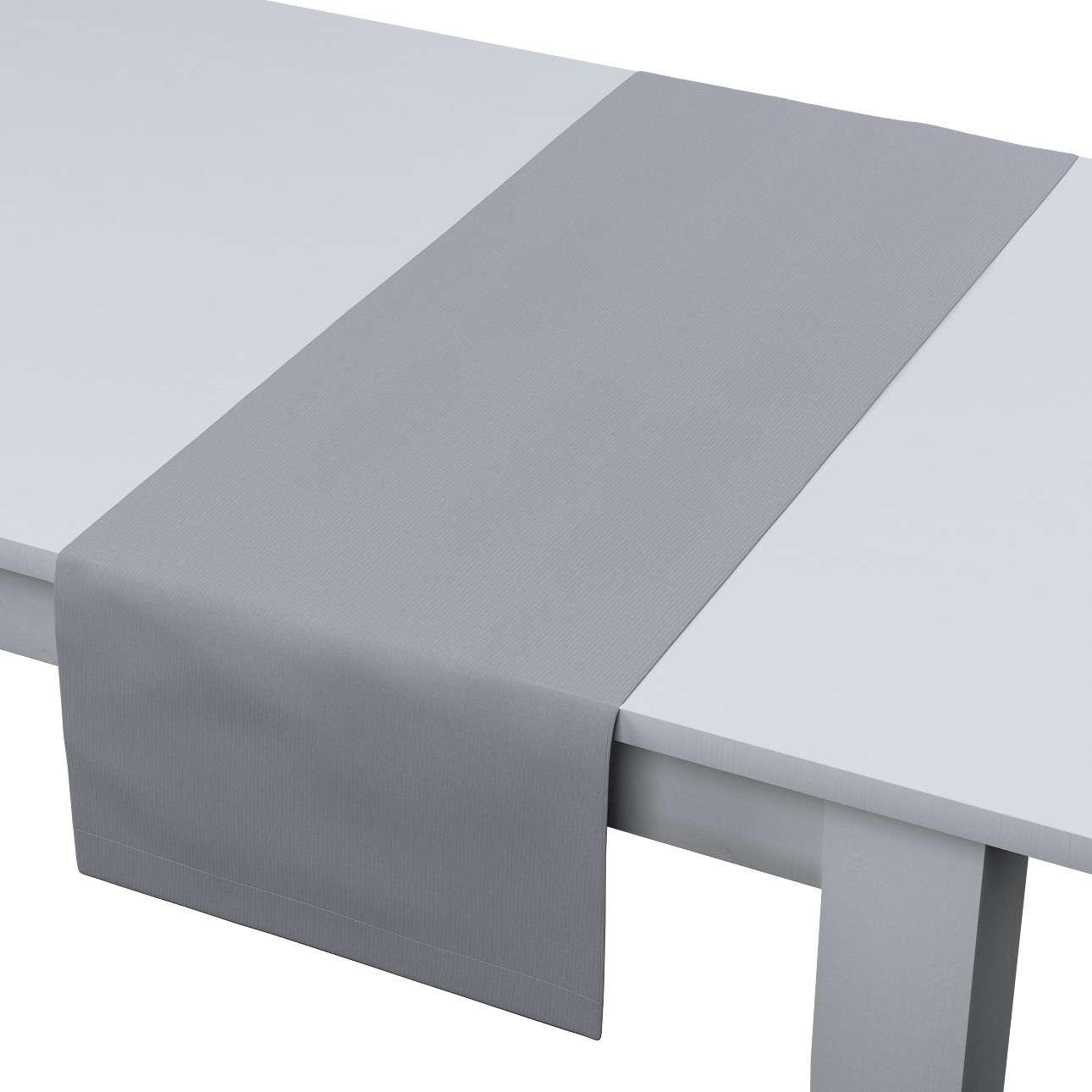 Rechteckiger Tischläufer 40 x 130 cm von der Kollektion Jupiter, Stoff: 127-92