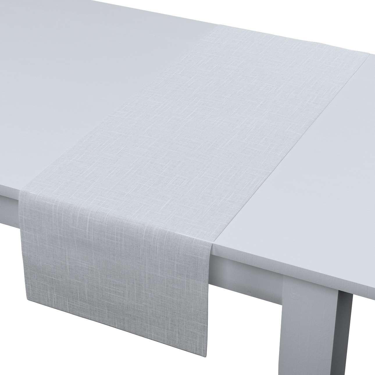 Rechteckiger Tischläufer 40 x 130 cm von der Kollektion Romantica, Stoff: 128-77