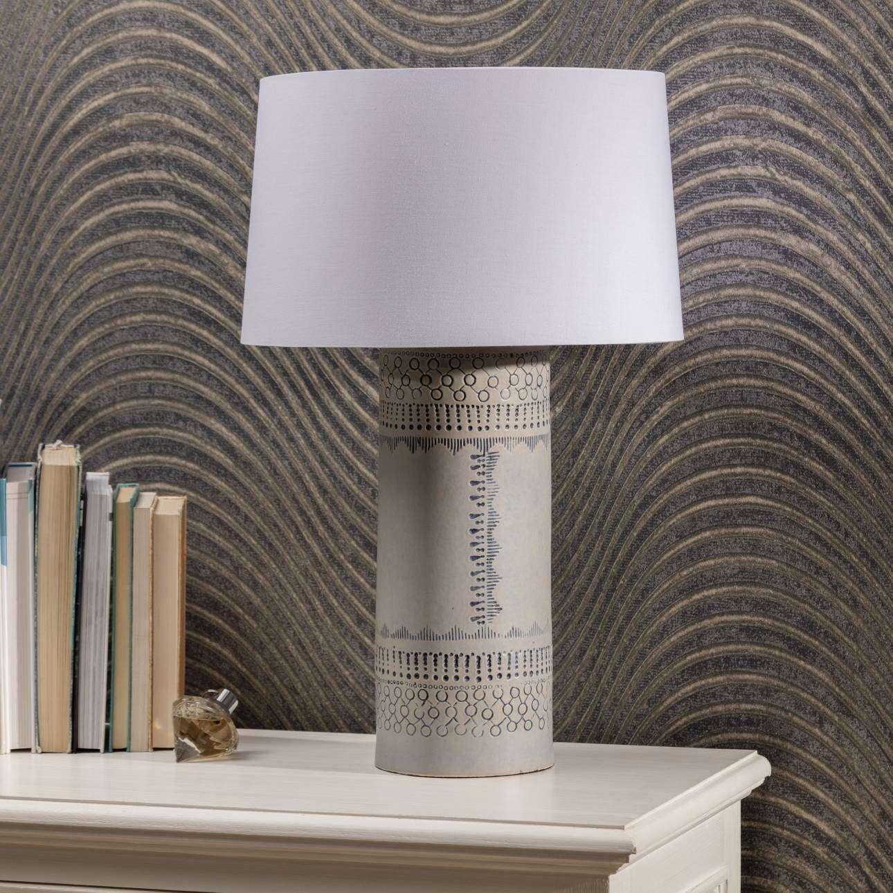 Lampa stołowa Anza wys. 56cm
