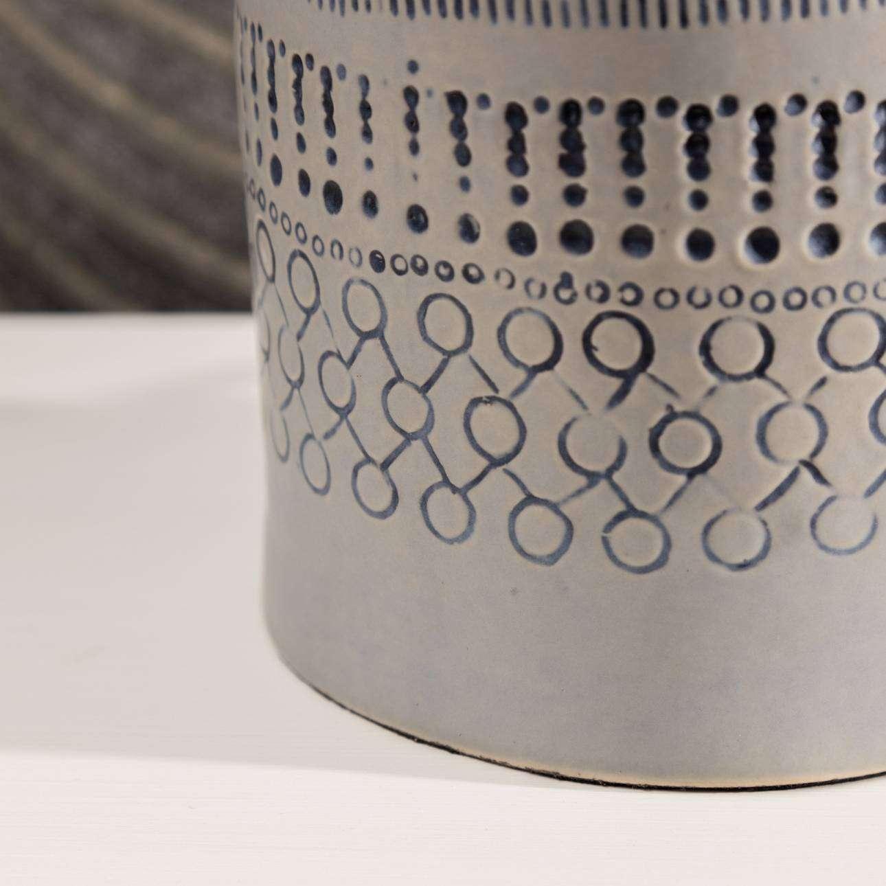 Lampa stołowa Anza wys. 56cm  35x35x56cm