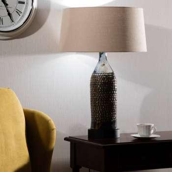 Lampa stołowa Royal Green wys. 67cm 45x45x67cm