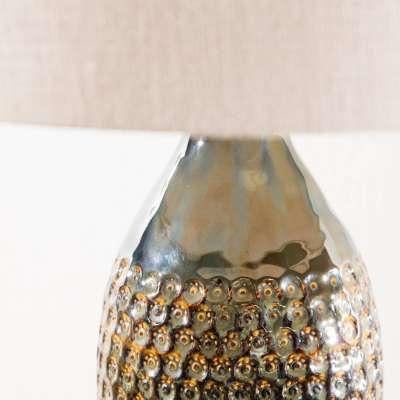 Tischlampe Royal Green 67cm