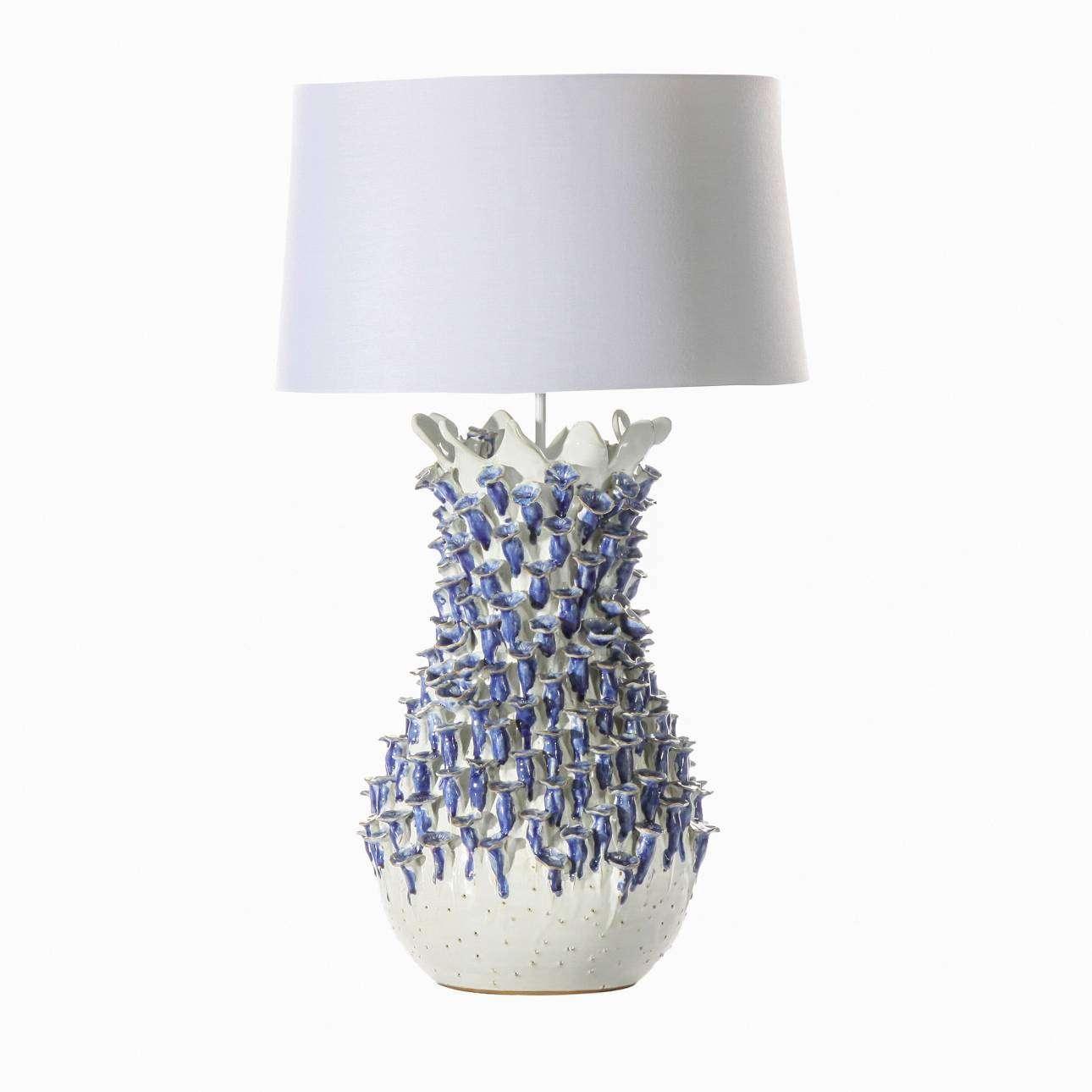 Tafellamp Fleur De Lys 80cm