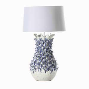 Lampa stołowa Fleur  De Lys wys. 75cm 50x50x75cm