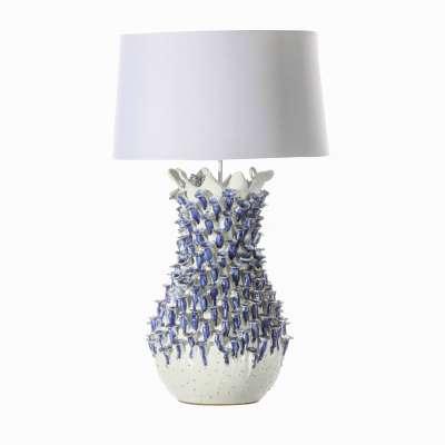 Lampa stołowa Fleur  De Lys wys. 75cm