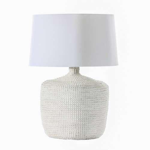 Lampa Coastal White výška 62cm
