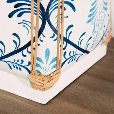 Lampa stołowa Blue Beetle Basket wys. 73cm