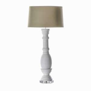 Lampa stołowa Petrus wys. 94cm  45x45x94cm