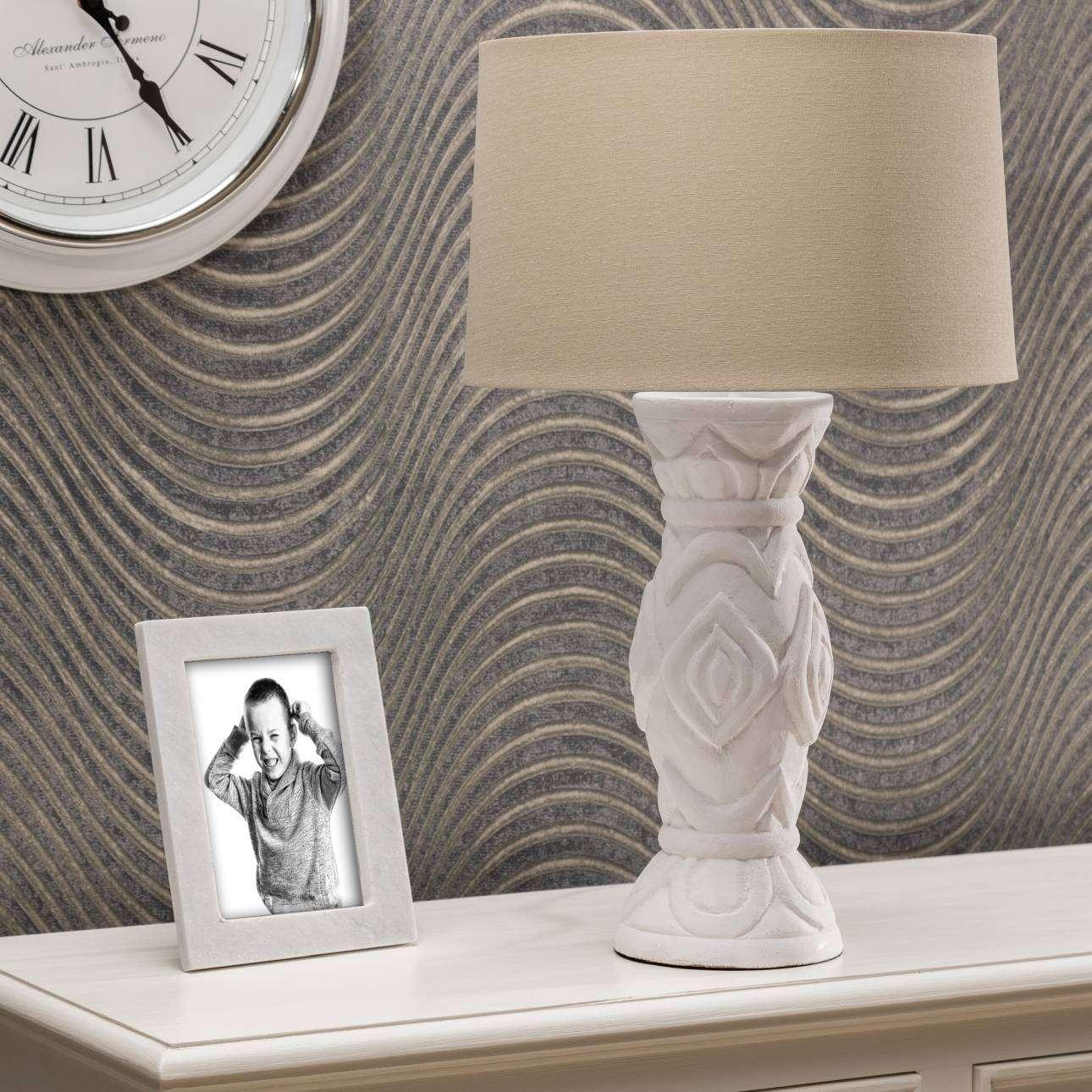 Lampa stołowa Demetria wys. 58cm 35x35x58cm