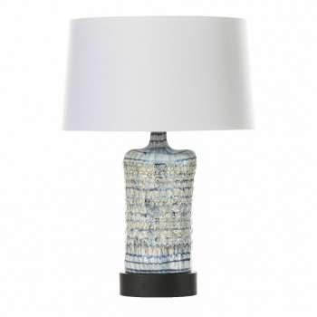 Lampa stołowa Royal Blue wys. 64cm