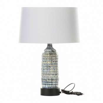 Lampa stołowa Royal Blue wys. 64cm 45x45x64cm