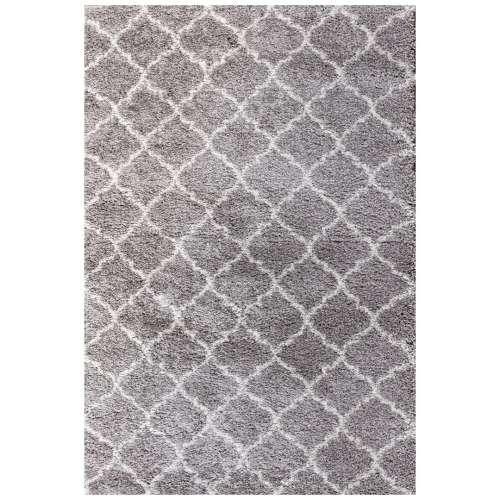 Teppich Royal Marocco light grey/cream 200x290cm