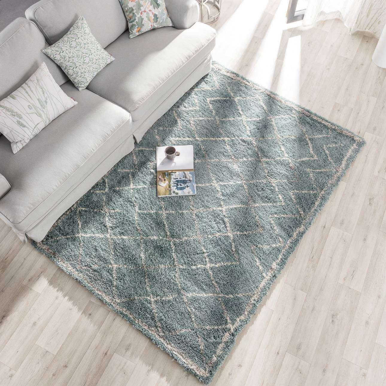 Teppich Royal Teal Blue 160x230cm