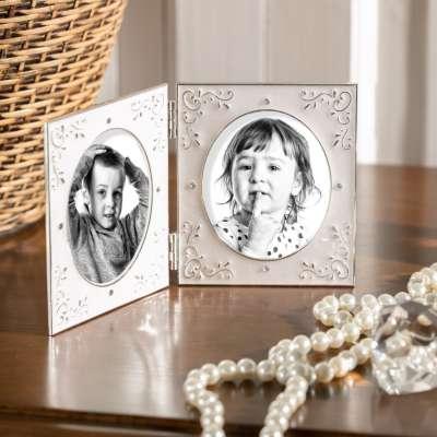 Fotorahmen Chantal 16x9,5cm Rahmen - Dekoria.de