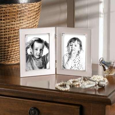 Fotolijst Esther double 25x16cm Fotolijsten - Dekoria.nl